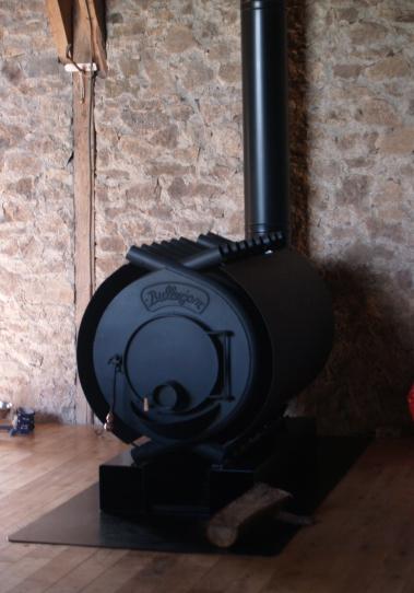 BULLERJAN 45 kW AVEYRON FRANCE