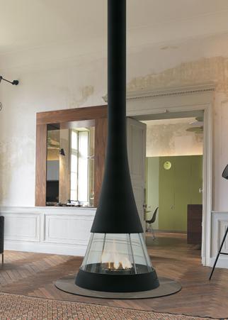 BORDELET le monde de la cheminée AVEYRON