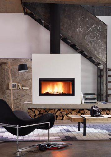 foyer bois acier LORFLAM FIGEAC - ASSIER - GRAMAT
