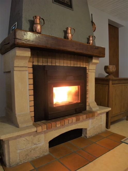 insert granules SMALL 54 - 6 kW - Palazzetti - Aveyron