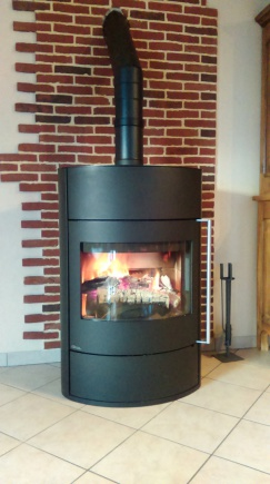 FIFTI - buches de 50 cm - FONTE FLAMME - Aveyron
