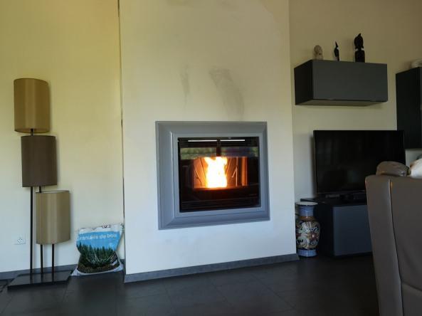 Insert granules 11.8 kW - Palazzetti - Aveyron