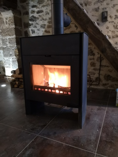 ROMOTOP - poêle hydraulique bois - Aveyron