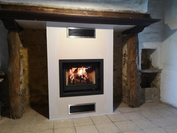 Foyer fonte SEGUIN - Aveyron