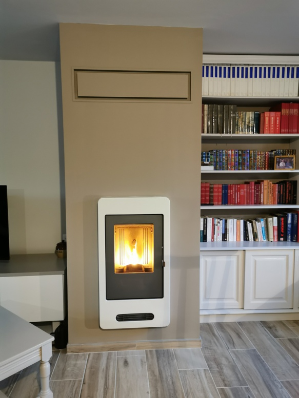PIAZZETTA P 938 - 11.3 kW - installation Aveyron